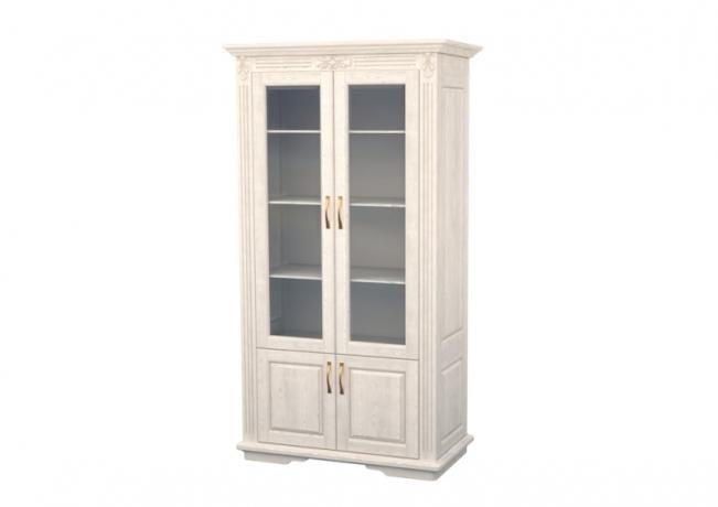 Шкаф-библиотека Палермо 2х створчатый