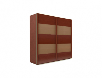 Элитный шкаф-купе Торис ЛДСП 3-150 бук 1.6
