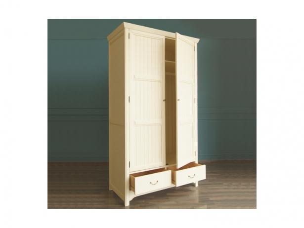 Бежевый шкаф Olivia
