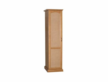 Купить шкаф распашной ротанг 1 дверн