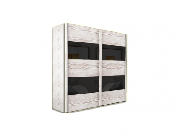 Элитный шкаф-купе Торис ЛДСП 3-150 дэко 7.0
