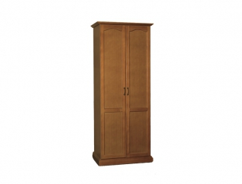 Шкаф распашной рамочный 2 дверн с зеркалом