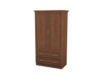 Шкаф распашной 2-х створчатый Эдем