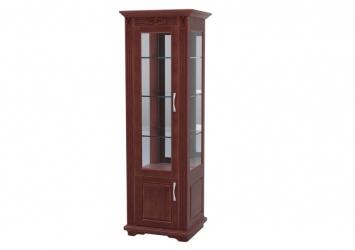 Шкаф-витрина Палермо 1 створчатый